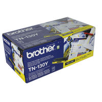 View more details about Brother Yellow Laser Toner Cartridge TN130Y