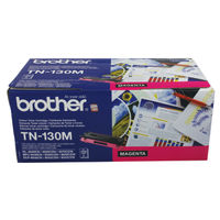 View more details about Brother Magenta laser Toner Cartridge TN130M