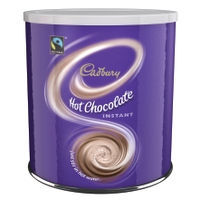 Cadbury Chocolate Break Fairtrade Instant Hot Chocolate, 2kg Tin - A00669