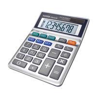 Aurora DB453B Semi Desktop Calculator, 8 Digit Display - DB453B