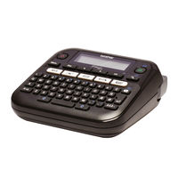 View more details about Brother P-Touch PT-D210VP Desktop Label Printer Black - PTD210VP