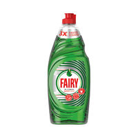 View more details about Fairy 615ml Platinum Washing Up Liquid - 4084500900509