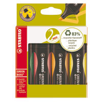 View more details about Stabilo Boss Assorted Highlighters - Pack of 4 - 6070/4