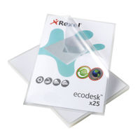 View more details about Rexel A4 Eco Plastic Folder - Pack of 25 - 2102243
