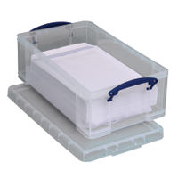 Really Useful 12 Litre Storage Box with Lid - RUP80501