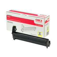 View more details about Oki C8600/C8800 Yellow Image Drum 43449013