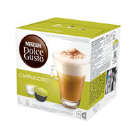 Nescafe Dolce Gusto Cappuccino Capsules, Pack of 48 - 12019905