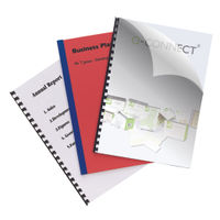 Q-Connect Clear A4 PVC Binding Covers, Pack of 250 - KF24010