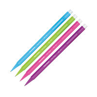 View more details about Papermate Assorted Neon 0.7mm Non-Stop Automatic Pencils, Pack of 48 - 2027757