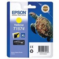 Epson T1574 Yellow Ink Cartridge - High Capacity C13T15744010