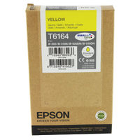 Epson T6164 Yellow Ink Cartridge - C13T616400