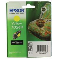 Epson T0344 Yellow Ink Cartridge - C13T03444010