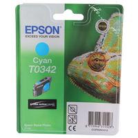 Epson T0342 Cyan Ink Cartridge - C13T03424010