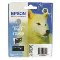 Epson T0969 Light Light Black Ink Cartridge - C13T09694010