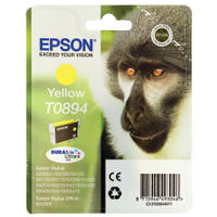 View more details about Epson T0894 Yellow Ink Cartridge C13T08944011 / T0894