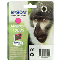 Epson T0893 Magenta Ink Cartridge - C13T08934010