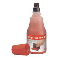COLOP 801 Red Stamp Pad Ink, 25ml bottle - EM37641