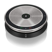 View more details about Sennheiser SP30 Portable Conference Call Speakerphone - 508346