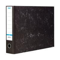 View more details about Elba Black A3 Oblong Lever Arch File 70mm - BX143910