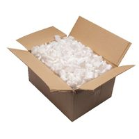 Loose Fill Chips,15 Cubic Foot Bag - 451600
