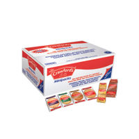 View more details about Crawford's Individual Mini Pack Selection of Biscuits - A06059