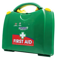 View more details about Wallace Cameron Green Box 10 Person First Aid Kit 1002278