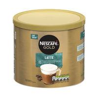 View more details about Nescafe Gold Latte 1kg Tin