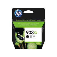 HP 903 XL Black Ink Cartridge - High Capacity T6M15AE