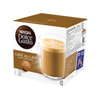 Nescafe Dolce Gusto Cafe au Lait Capsules, Pack of 48 - 12235939