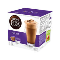 Nescafe Dolce Gusto Mocha Capsules, Pack of 48 - 12184860