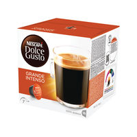 Nescafe Dolce Gusto Grande Intenso Capsules, Pack of 48 - 12208476