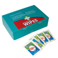 View more details about Wallace Cameron Alcohol Free First Aid Wipes (Pack of 100) - 347415