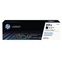 HP 201X Black Toner Cartridge - High Capacity CF400X