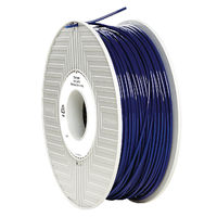 Verbatim Blue 2.85mm PLA 3D Printing Filament, 1kg Reel - 55278