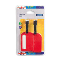 View more details about Status Travel Luggage Tags (Pack of 20) SLUGGAGETAG2PK10