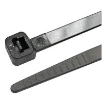 Avery Black Cable Ties 140 x 3.6mm, Pack of 100 - GT-140IC BLACK