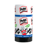 View more details about Pritt Stick 90g Original, Pack of 6 | 1479570