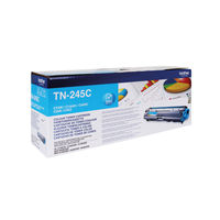 Brother TN-245C Cyan Toner Cartridge - High Capacity TN245C