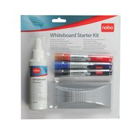 View more details about Nobo Whiteboard Starter Kit 34438861