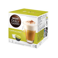 View more details about Nescafe Dolce Gusto Cappuccino Capsules, Pack of 48 - 12019905