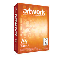 Artwork A4 White Paper 75gsm (Pack of 2500 Sheets) Box EH00432