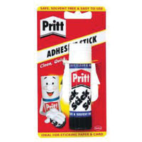 Pritt Stick Large 43g Glue Sticks, Pack of 12 - 1456075