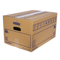 Bankers Box SmoothMove 320 x 260 x 470mm Moving Box, Pack of 10 - 6207201