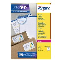 Avery Laser Address Labels 99.1 x 67.7mm, Pack of 800 - L7165-100