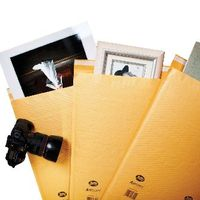 Jiffy Airkraft Gold Size 0 Mailers, Pack of 100 - JL-GO-0