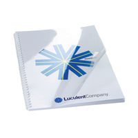 View more details about GBC A4 Clear PVC Covers, Pack of 50 - 41600U
