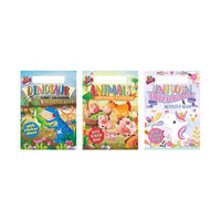 View more details about Artbox A4 Carry Colouring & Activity Pad (Pack of 12) 6891