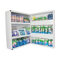 View more details about Wallace Cameron First Aid Metal Cabinet 1-50 People 4603011