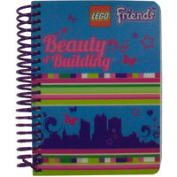 LEGO Friends Beauty of Building Mini Journal - LE6553A