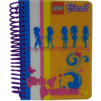 LEGO Friends Girls of Greatness Mini Journal - LE6553B